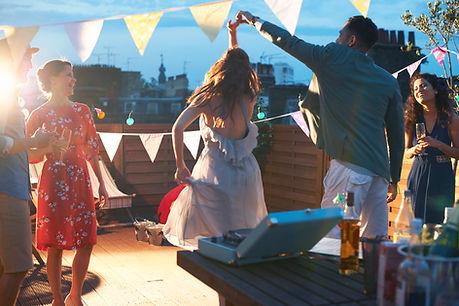 Bruiloft Catering-Huwelijks Feest