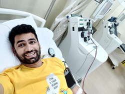 Platelets Donor