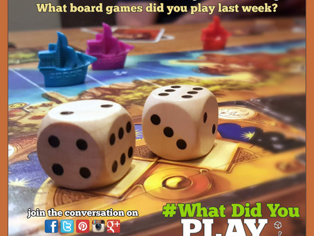 What Did You Play Mondays? March 11, 2019