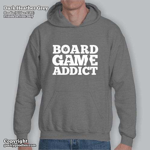 Board Game Addict Unisex Hoodies