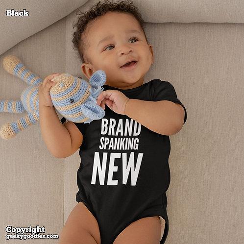 Brank Spanking New Baby Onesies / Infant Bodysuits