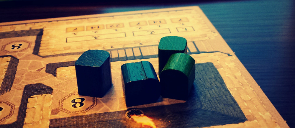 A Few Bits + Pieces About Me | Geeky Goodies | By Chris Cormier | Board Game Blog
