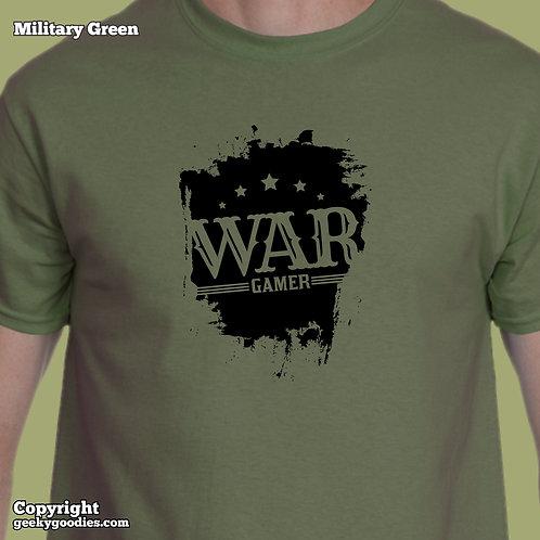 War Gamer Mens/Unisex T-shirts