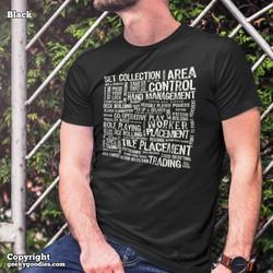 Board Game Mechanics Shirts