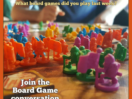 What Did You Play Mondays? July 31, 2017