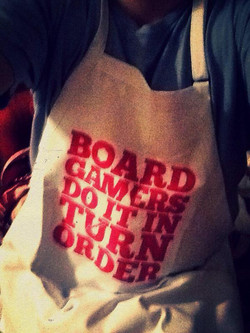 Board Gamers Do It In Turn Order