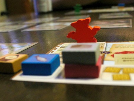 Harbour is a Safe Choice for Fun! (Review of Harbour by Tasty Minstrel Games)