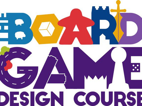 We Designed a Logo for a New Board Game Design Course!