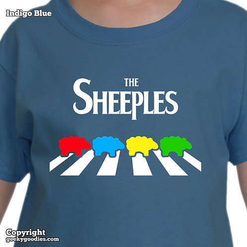 The Sheeples of Abbey Road Children's T-shirt