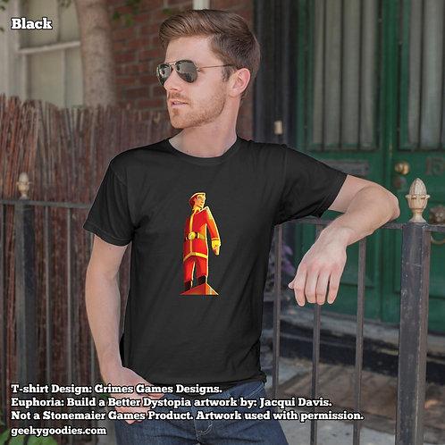 Euphoria Mens/Unisex T-shirt (Dark Colors)