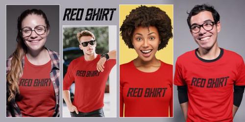 Red Shirt Shirts