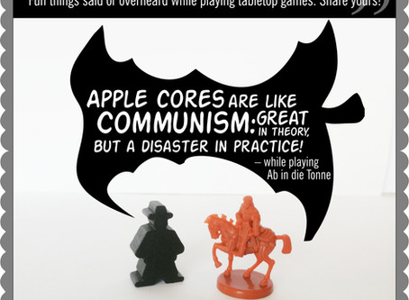 Board Game Quote of the Week