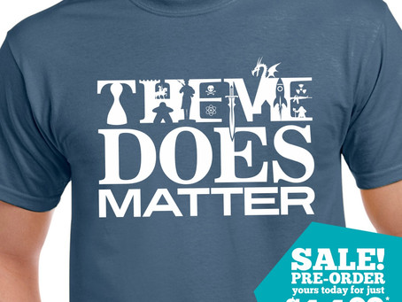Theme DOES Matter - Get Yours for Our Lowest Price Ever!