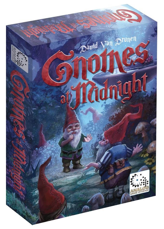 Gnomes at Midnight on Kickstarter