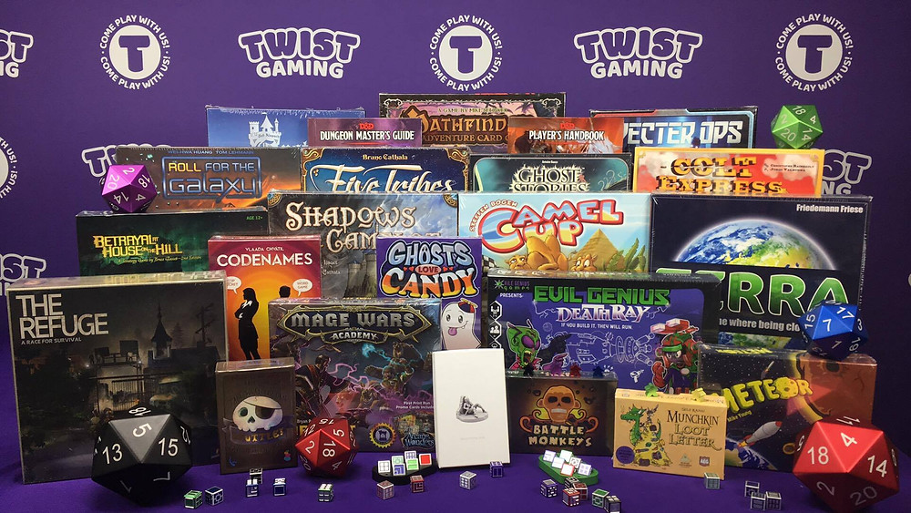 Contest Alert | Enter for a chance to win a board game | Geeky Goodies