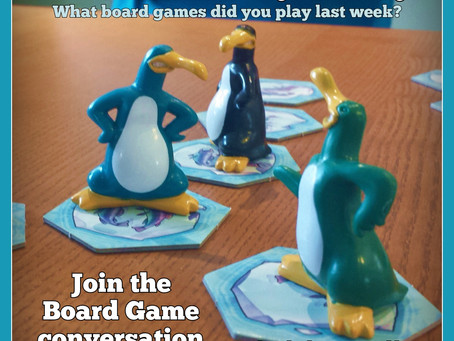 What Did You Play Mondays? June 25, 2018