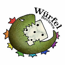Würfel Reviews is a board game channel featuring reviews, TOPs, VLOGs etc