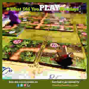 #WhatDidYouPlayMondays - game in photo is Karuba