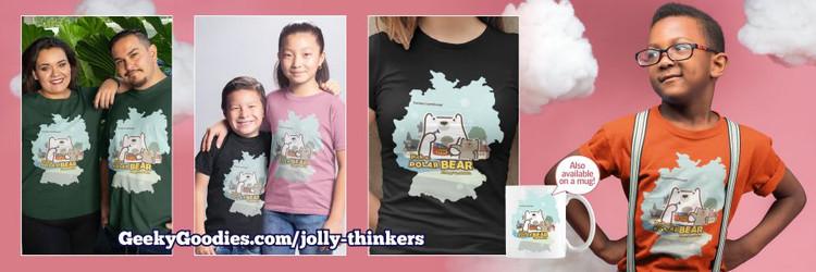 Pick-a-Polar Bear T-shirts