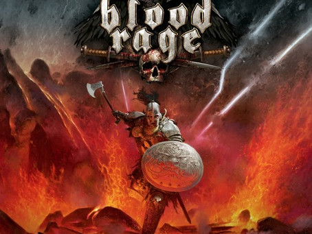 Contest Alert! Win a Copy of Blood Rage