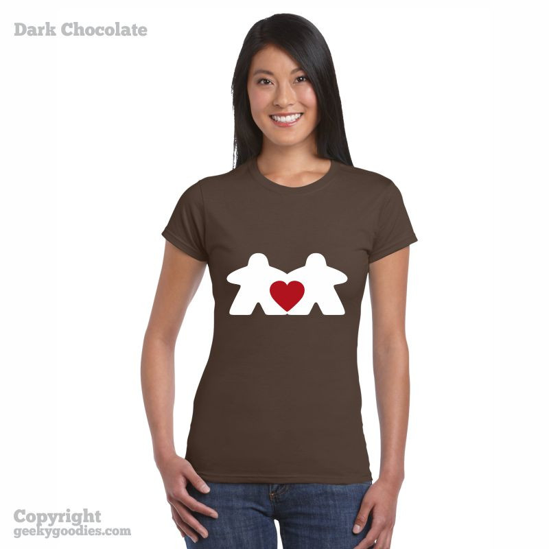 | Women's Tshirts for Board Gamers | Geeky Goodies
