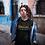 Thumbnail: Be Bold Games Rainbow Logo Ladies Black T-shirts