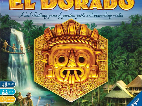 Contest Alert! WIN a Copy of the New Game by Reiner Knizia, The Quest for El Dorado