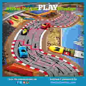 Game in photo is Formula D | #WhatDidYouPlayMondays | Geeky Goodies