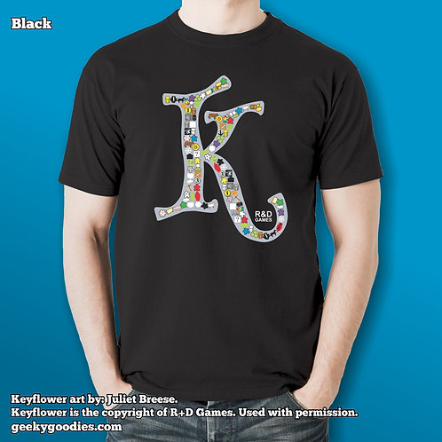 Keyflower Key-series Men's/Unisex T-shirts