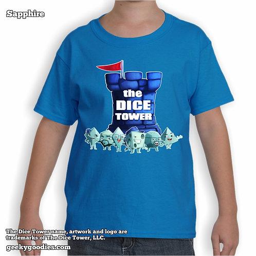 Dice Tower Gang Children's T-shirt