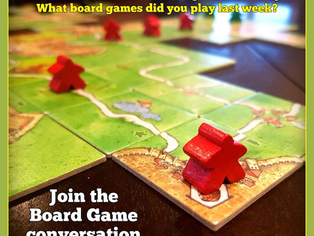 What Did You Play Mondays? January 30, 2017