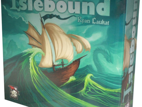 Contest Alert! Win a Copy of Islebound