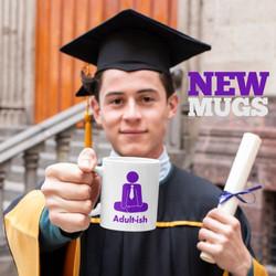 Adult-ish Coffee Mugs