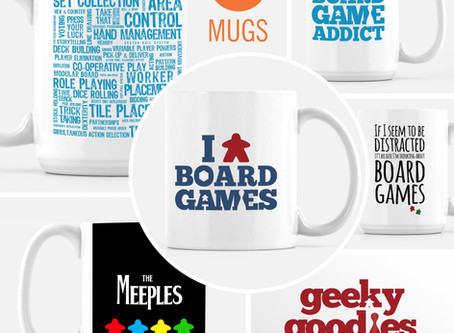 Board Games and Coffee Just Go Together!