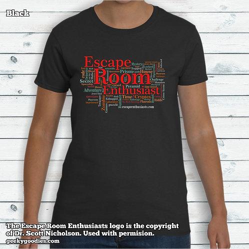Escape Room Enthusiasts Women's T-shirt