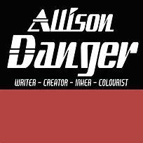 Allison Danger | Writer, Creator, Inker, Colourist | Blood and Motor Oil Graphic Novel