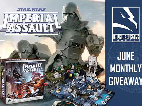 Contest Alert! Win a Copy of Star Wars: Imperial Assault