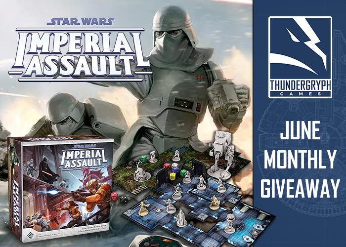 #ContestAlert | Win a copy of Star Wars Imperial Assault