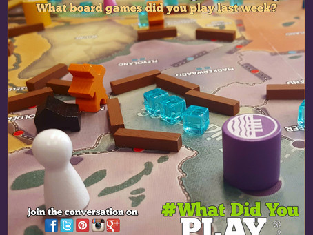 #WhatDidYouPlayMondays? August 19, 2019