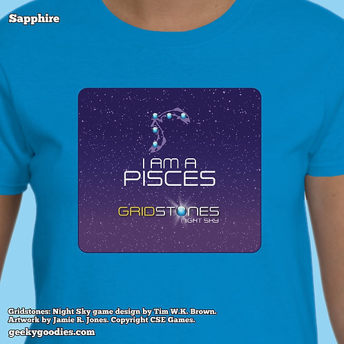 Gridstones: Night Sky Women's T-shirt