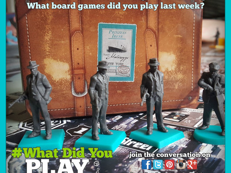 #WhatDidYouPlayMondays? July 22, 2019