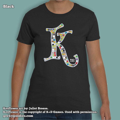Keyflower Key-series Ladies T-shirts