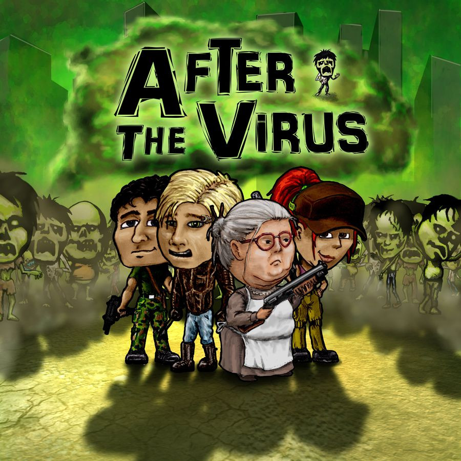 After The Virus | Board Game Review | Geeky Goodies