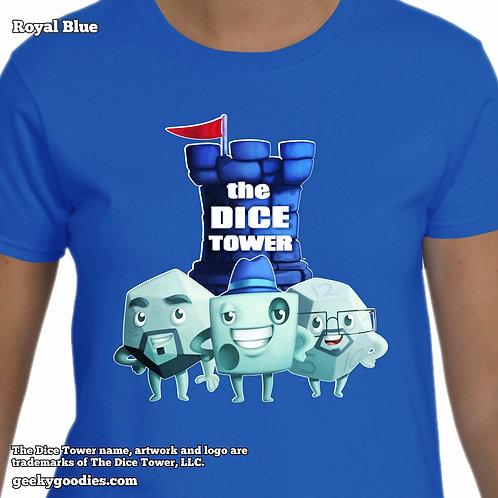The Dice Tower Dice Guys Women's T-shirt
