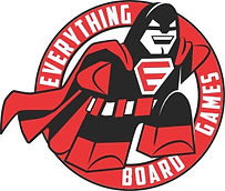 Everything Board Games | Geeky Goodies Featured Partner