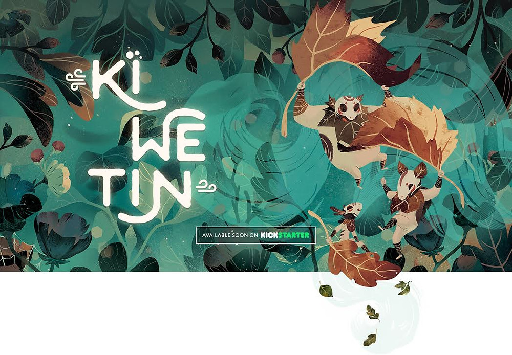 The Gorgeous KIWETIN Gets Started on Kickstarter