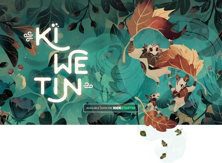 The Gorgeous KIWETIN Gets Started on Kickstarter