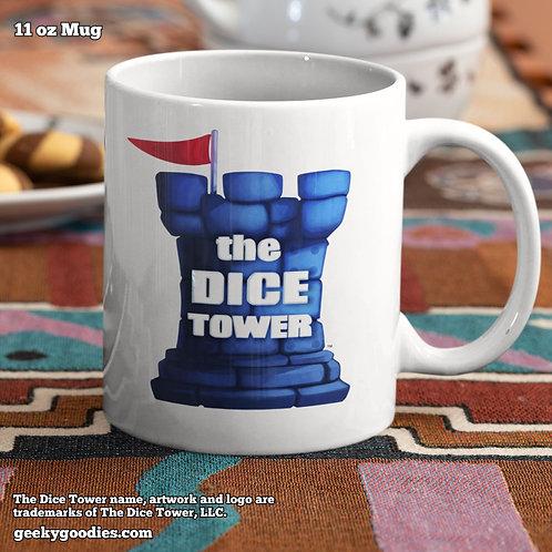 The Dice Tower Coffee Mugs