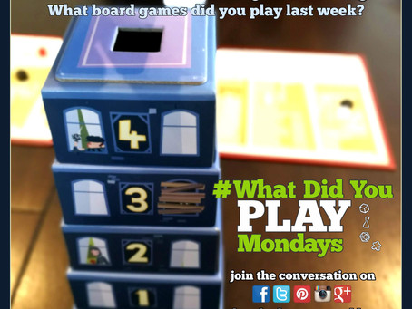 What Did You Play Mondays? February 25, 2019