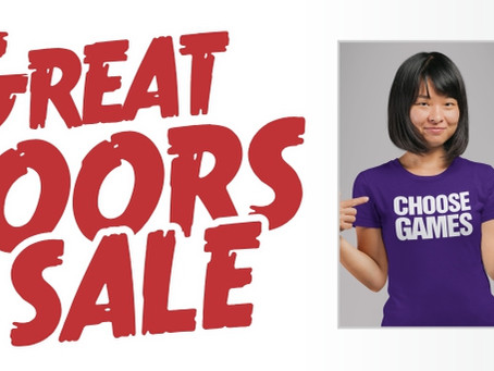 The Great Indoors SALE!